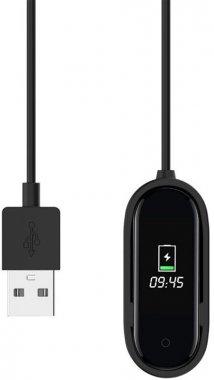band black cable charger mi4 ustrojstvo xiaomi zaryadnoe