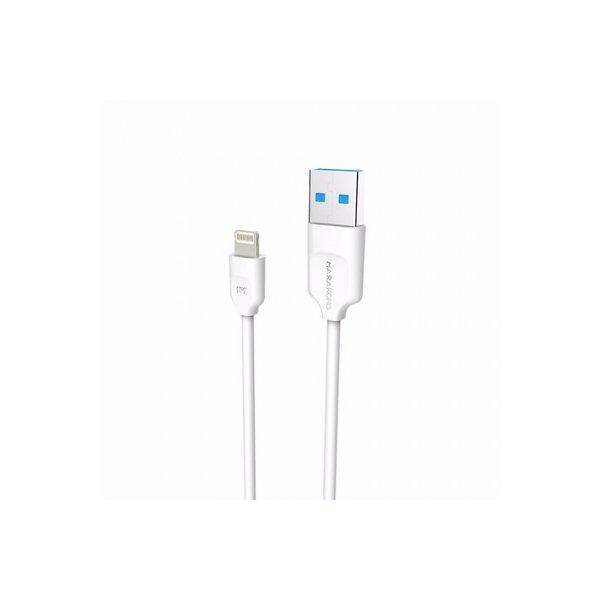USB Cable MARAKOKO MCB8 Lightning 1M White