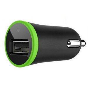 Автомобильное зарядное устройство TOTO TZR-10 Car charger 1USB 2,1A Black
