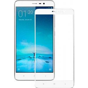 Защитное стекло TOTO 2.5D Full Cover Tempered Glass Xiaomi Redmi note 3 White