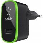Сетевое зарядное устройство Belkin Travel charger 1USB 2.1A Black