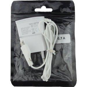 Сетевое зарядное устройство TOTO TZY-64 Travel charger MicroUsb 700 mA 1m White