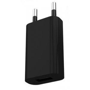 Сетевое зарядное устройство TOTO TZR-08 Travel charger 1USB 1A Black