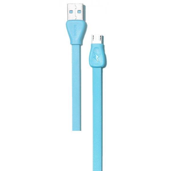 Кабель Remax Martin Micro-USB RC-028m Blue
