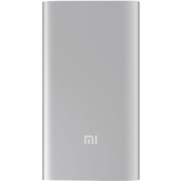 Портативная батарея Xiaomi Mi Power Bank 2 5000mAh Silver