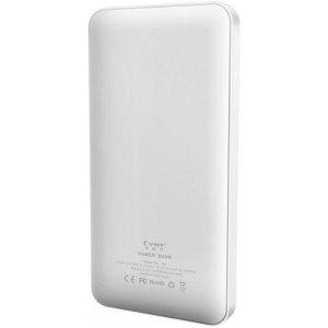 Портативная батарея Cager S8 Power Bank 10000 mAh Li-Polimer White