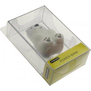 Портативная батарея TOTO TBHQ-91 Power Bank 8800 mAh Emoji Bear White