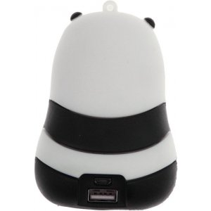 Портативна батарея TOTO TBHQ-91 Power Bank 8800 mAh Emoji Bear Panda