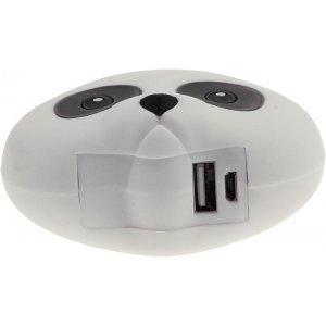 Портативная батарея TOTO TBHQ-91 Power Bank 8800 mAh Emoji Panda
