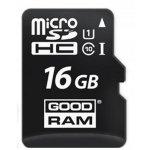 Карта памяти Goodram microSDHC/SDXC class 10 UHS-1 SD adapter 16Gb