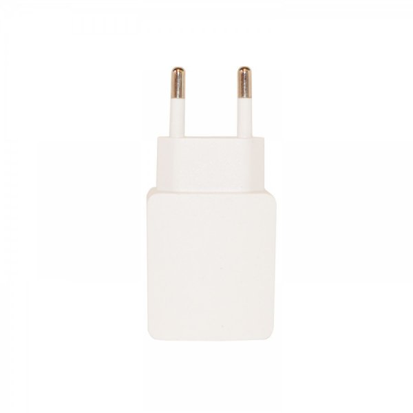 Сетевое зарядное устройство iPhone Куб 1-Port USB 0.9A White