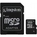 Карта памяти Kingston microSDHC class 4 SD adapter 32Gb