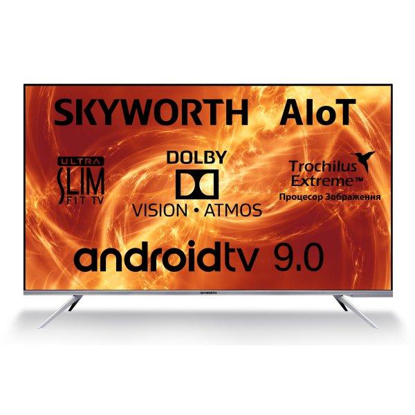Телевизор Skyworth 65Q40AI Dolby Vision