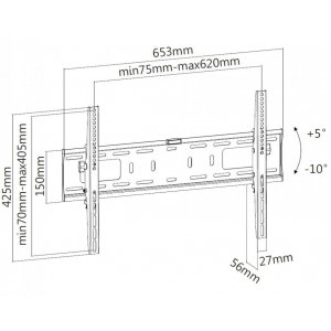 Кронштейн iTech PLB-2