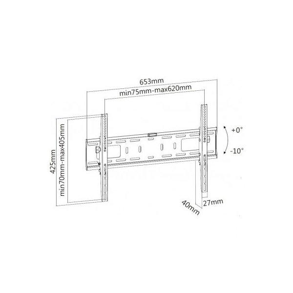 Кронштейн iTech PLB-12