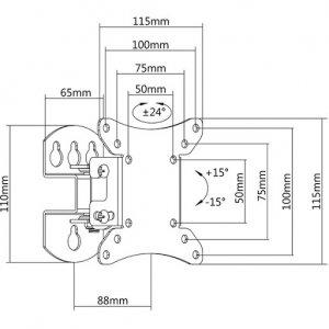 Кронштейн iTech LCD-310
