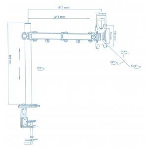 Walfix DM-300B