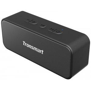 Портативные колонки Портативная акустика Tronsmart Element T2 Plus Black