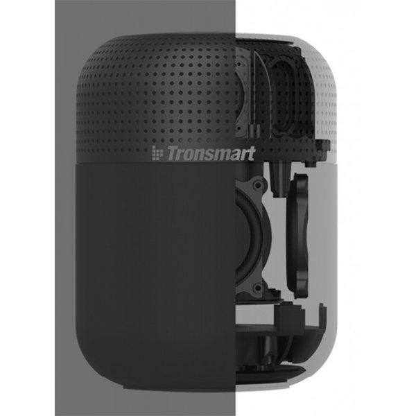 Портативные колонки Портативная акустика Tronsmart Element T6 Max Black