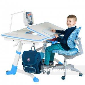 Стол-трансформер FunDesk Amare Blue