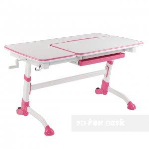 Стол-трансформер FunDesk Amare Pink
