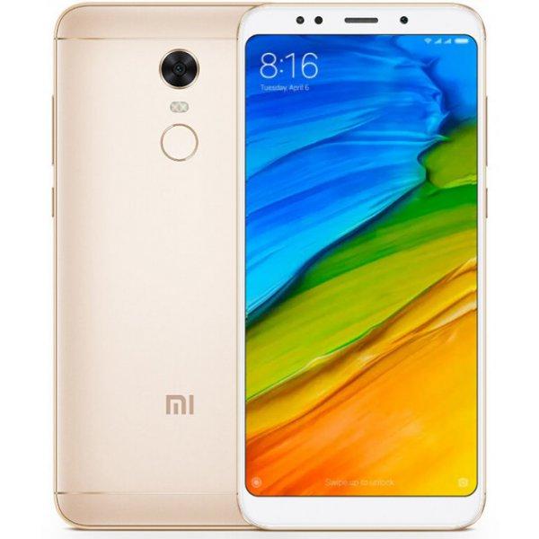 Смартфон Xiaomi Redmi 5 Plus 3/32GB  Gold