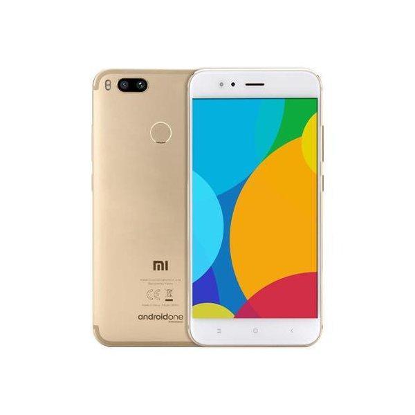 Смартфон Xiaomi Mi A1 4/64GB  Gold