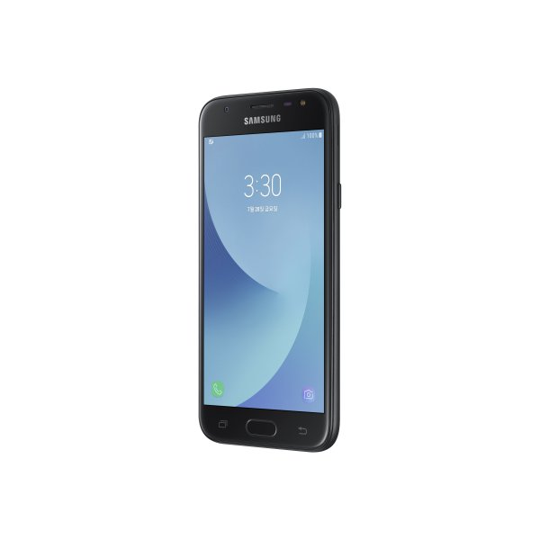 Смартфон Samsung SM-J330 (Galaxy J3 2017 Duos) Black (SM-J330FZKDSEK)