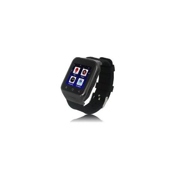 Смарт-часы SmartWatch AN04 (Black)