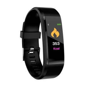 Фитнес-браслет S55 Smart Bracelet (Black)