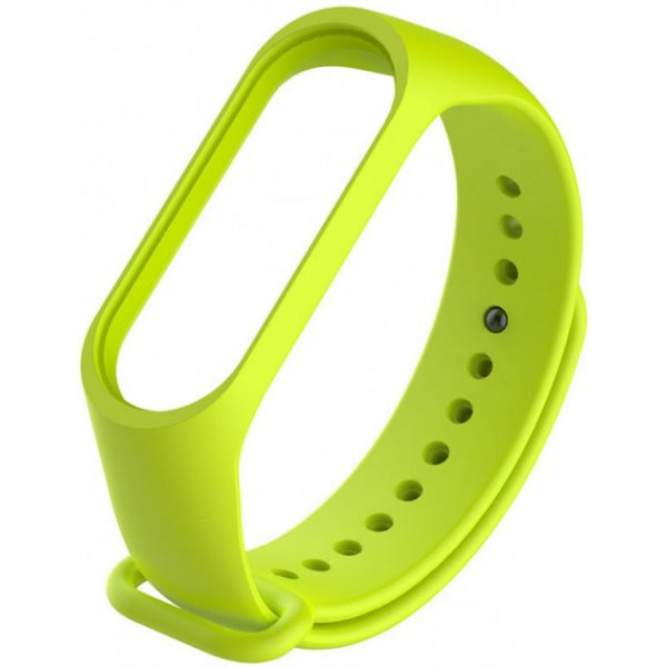 Ремешок UWatch Replacement Silicone Band For Xiaomi Mi Band 3 Green