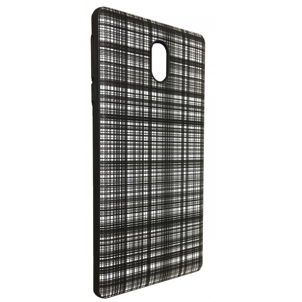 LUO Case пластик Samsung J530 / J5(2017) Black
