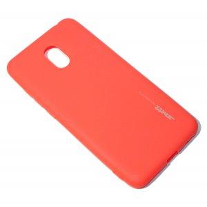 SMTT Silicone Meizu M6 Red