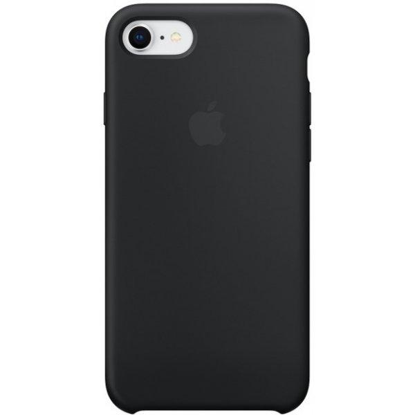 Чехол-накладка TOTO Silicone Case iPhone 7/8 Black
