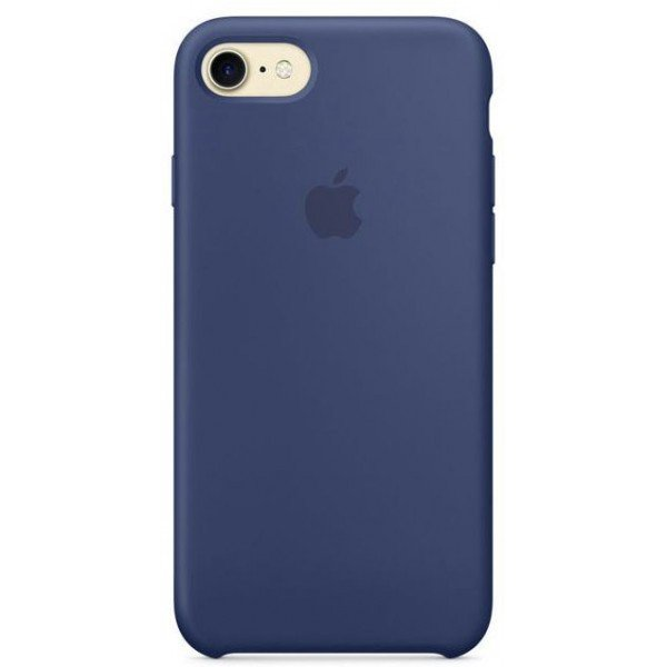 Чехол-накладка TOTO Silicone Case iPhone 7/8 Dark Blue