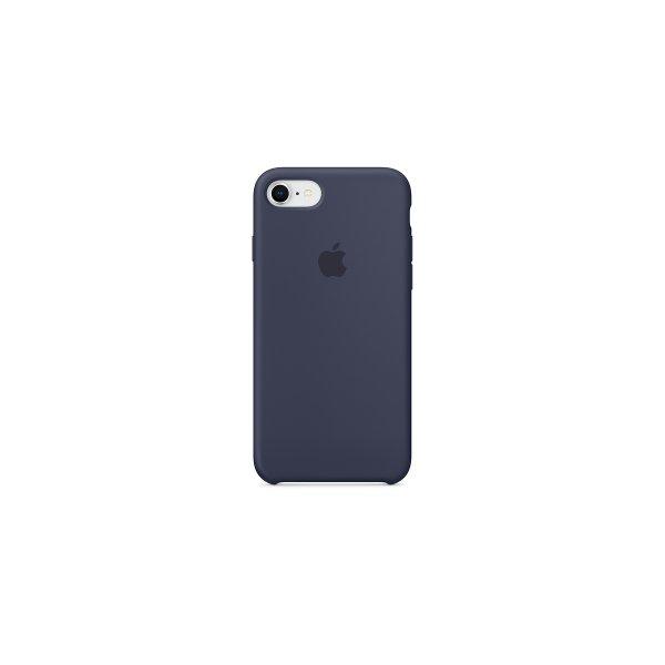 Чехол-накладка TOTO Silicone Case iPhone 7/8 Midnight Blue