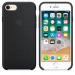 Чехол Silicone Case для iPhone 7 Black