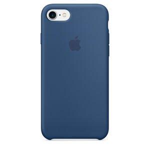 Чехол Silicone Case для iPhone 7 Ocean Blue
