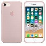 Чехол Silicone Case для iPhone 7/8 Pink Sand