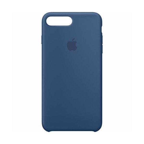 Чехол Silicone Case для iPhone 7 Plus Ocean Blue