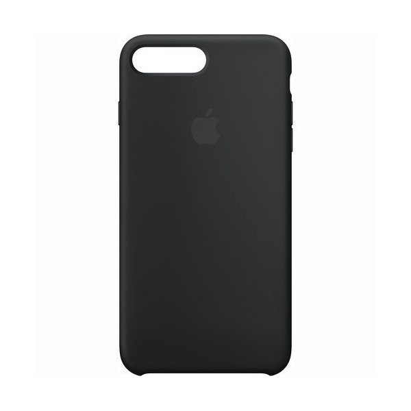 Чехол Silicone Case для iPhone 7 Plus/8 Plus Smoke Gray