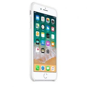 Чехол Silicone Case для iPhone 7 Plus White