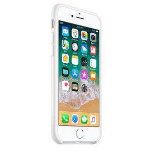 Чохол Silicone Case для iPhone 7 White
