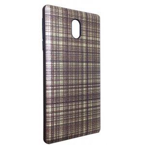 LUO Case пластик Samsung J730 / J7(2017) Gold