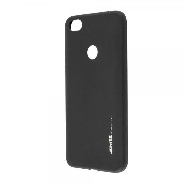 SMTT Silicone Xiaomi Redmi Note 5A/5A Prime Black