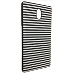 LUO Case пластик Samsung J730 / J7(2017) Striped(Полосатый)
