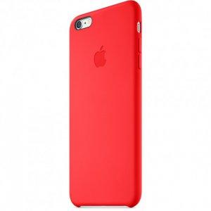 Чехол-накладка TOTO Silicone Case iPhone 6 Plus/6s Plus Red