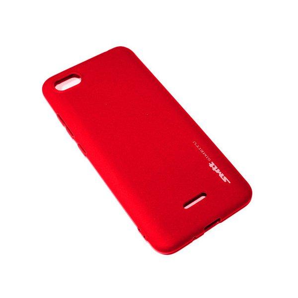 SMTT Silicone Xiaomi Redmi 6A Red