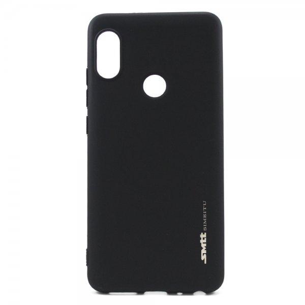 SMTT Silicone Xiaomi Redmi Note 5/Note 5 Pro Black