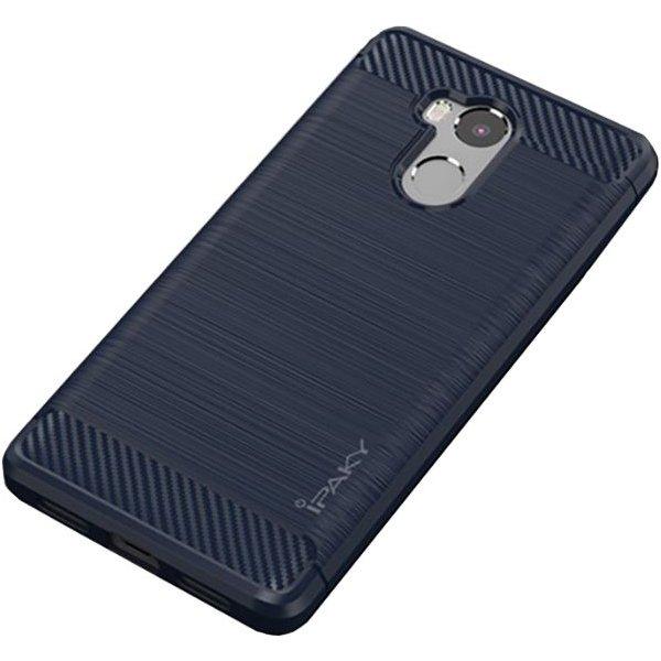 Чохол для смартфона iPaky Slim TPU Xiaomi Redmi 4 Prime Blue